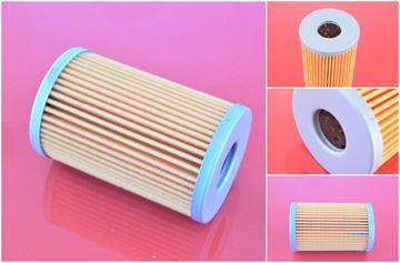 Obrázek palivový filtr do Kubota nakladač R 420 Alpha motor Kubota D 1503E filter filtre