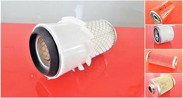 Obrázek servisní sada filtrů filtry pro Takeuchi TB 015 TB015 Set1 filter filtre suP