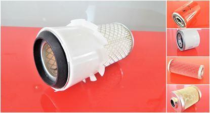 Image de filtre kit de service maintenance pour Takeuchi TB 015 TB015 Set1 si possible individuellement