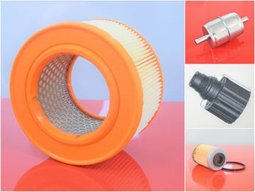 Obrázek servisní sada filtrů filtry pro Ammann AVH5030 s motorem Hatz 1D50S Set1 filter filtre