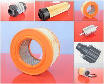 Obrázek servisní sada filtrů filtry pro Ammann AVH5030 s motorem Hatz 1D50S Set21M filter filtre Master sada