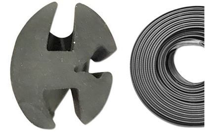 Imagen de sello de vidrio 5 mm / vidrio 2,6-3,2 mm