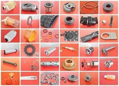Picture of 2Kat motory a náhled do katalogu pro vibrační pěchy a vibrační desky motor