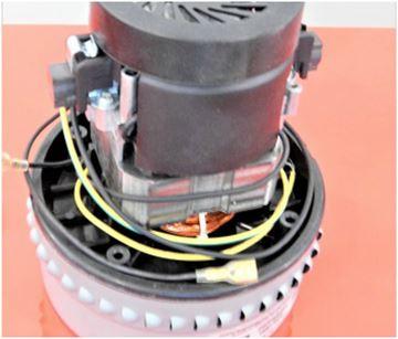 Obrázek Sací motor turbína vysavač do WAP SQ 550-11 SQ550 11 SQ 550-31 Saugturbnine engine for mentioned types 230V
