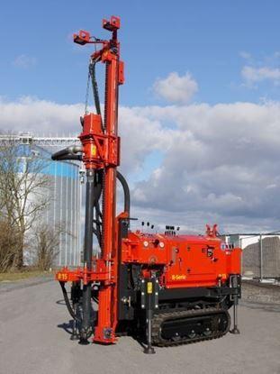 Bild von Adler B15 Bohrgerät für geologische Bohrlöcher - Hochwertige Mechanisierung - Unterschiedliche Geräte und Maschinentypen für unterschiedliche Tiefen und Anforderungen