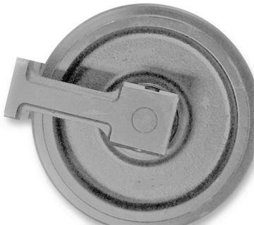 Obrázek vodící rolna napínací kolo idler pro Fiat-Hitachi FH35.2 FH35-2 šponovací kolo kompletní