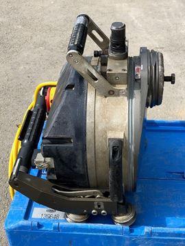 Imagen de DEMO Tyrolit Hydrostress, sierra de pared eléctrica tipo wse811 *** Profundidad de corte superior 315 mm - utilizada 38 horas de trabajo solamente