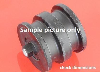 Image de rouleau supérieur top roller largeur d'installation 135mm Type B30 pour