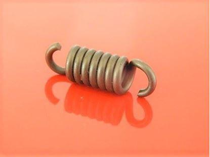 Bild von Spojková pružina 19x22x1,3 / 19 x 22 x 1,3 mm spojka spojky i pro stavební stroje a další mechanizaci Kupplungsfeder - clutch spring for lining support - ressort traction pour support - resorte de tensión por soporte