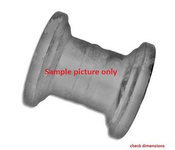 Obrázek pojezdová rolna kladka track roller pro minibagr YANMAR B25 B27 VIO35 B37 B22 B25 B27 B27.2 B27C B27P VIO30 VIO35 VIO38 B37 VIO27 VIO25 B3 B30 B32 B37