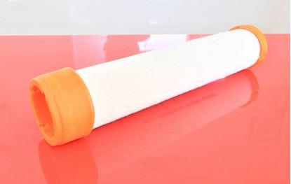 Изображение vzduchový filtr bezpeční patrona do Zeppelin ZL 110 ZL110 motor Perkins 1004-4 filter filtre air luft aire suP