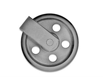 Obrázek vodící napínací kolo Idler vč. bočnic celková výška kola 290/330mm pro Ihi 25J 25NX 25VX 25VX-2 35J 35J 35JX 30NX 30NX 30NX-2 35N 35N-3 35NX 35NX