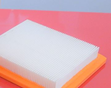 Obrázek vzduchový filtr plochý do Bomag BT 65/4 BT65-4 BT65/4 motor Honda GX100 suP