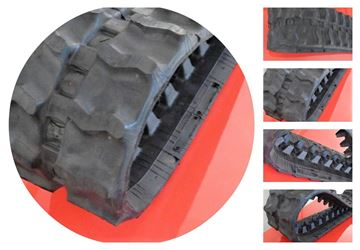 Obrázek GUMOVÝ PÁS PRO TAKEUCHI TB68 STEEL TRACK