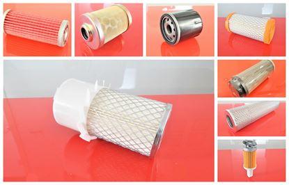Obrázek sada filtrů pro Case 580D 580 Super D náhradní Set21