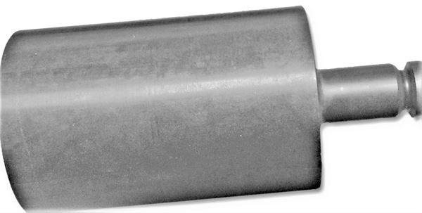 Obrázek nosní rolna horní kladka instalační šířka 120mm Type B00 pro Case CX27B CX 27 B CX 27B CX27 B 28 31 35 35STB CX31 CX36 CX 36 CX36B CX 36B CX36 B CX30B CX 30B CX30 B