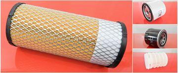 Obrázek servisní sada filtrů filtry pro New Holland E 35.2SR E35.2SR s Yanmar motorem Set1 filter filtre