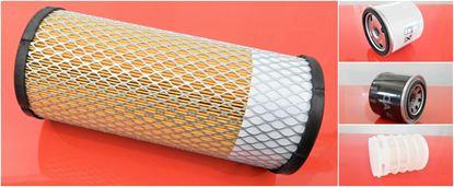 Bild von Wartung Filterset Filtersatz für New Holland E 35.2SR Set1 auch einzeln möglich