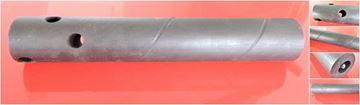 Obrázek čepy s mazací drážkou - čep s mazáním - materiál čepu je 42CrMo - povrch kalený / broušený L1/L2/L3/A