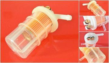 Obrázek palivový filtr do Pel Job minibagr EB 28.4 EB28.4 EB28-4 motor Mitsubishi filter filtre kraftstoff fuel