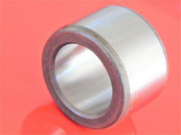 Obrázek ocelové pouzdro 22x30x30 mm vnitřní a vnější hladké OEM kvalita