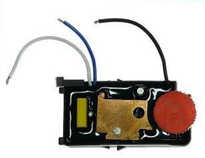 Bild von Elektronik mit Drehzahlregler für Bosch GWS 14-125 CIE GWS14-125CI GWS14/125CIE ersetzt original 1607233292 suP 220-240V