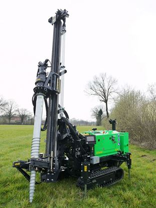 Picture of Drill Adler B25SF drilling rig