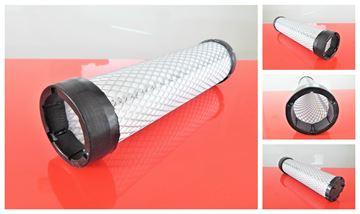 Obrázek vzduchový filtr-patrona pro Wacker Neuson nakladač 1101 c p motor Deutz TD2011L04W