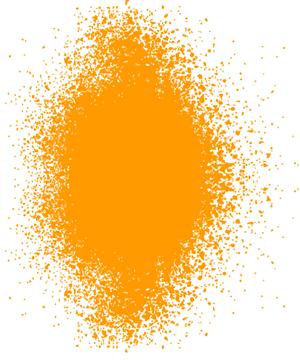 Bild von rever Sprühdose Farbe 25M gelb dunkel - Sprühdose 400ml enthält Korrosionsschutzpassungen