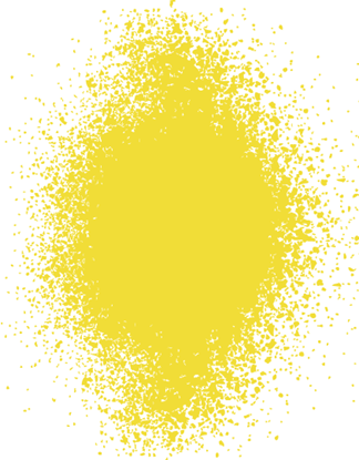 Image de rever spray couleur jaune 37S 400ml