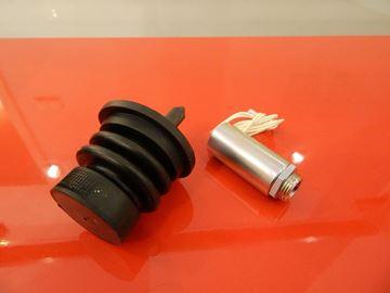 Image de 1pc Aimant pour dispositif de secouage adapté à l'aspirateur Hilti VCU-40 NOUVEAU SET VCU 40