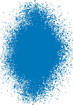 Bild von rever Farbe 19Hi Blau 400ml Spraydose Spray für