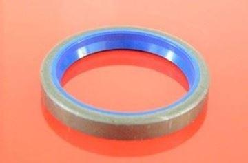 Imagen de rascador de sello de eje para Komatsu reemplazado original 205-70-62150 producto de calidad
