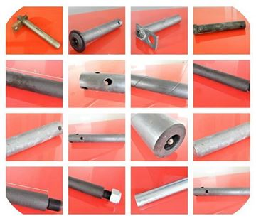 Obrázek ocelový čep pro Kubota nahradí originál RG138-66650 oem kvalita kubpi