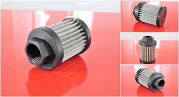 Obrázek hydraulický filtr sací filtr Kubota minibagr KX 101-3a2 KX101-3a2 hydraulic hydraulik filter filtre suP