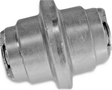 Obrázek vodící rolna spodní kladka instalační šířka 131mm Type A26 pro