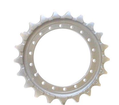 Image de pignon turas roue motrice 419/18/21/664/70 Hitachi ZX210 ZX210-3 ZX210K-3 ...