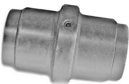 Bild von Laufrolle Einbaumaß Breite 135mm Type A26 für Airmann AX15 Hitachi EX12 EX15 EX17 ZX14 ZX16 ZX17 ZX18 ...