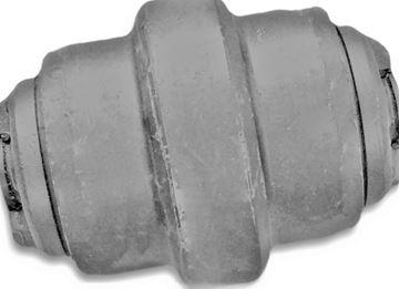 Obrázek vodící rolna spodní kladka instalační šířka 158mm Type A26 pro Case 28 31 35 35.STB 35-STB 35/STB CX28 CX31 CX35 CX35B.2 CX35B-2 CX35B/2 Fermec MF128 MF130 MF135