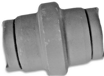 Obrázek vodící rolna spodní kladka instalační šířka 161mm Type A26 pro Komatsu PC40 PC45 PC45R-8 PC50 JCB 8040 8045 804 Hitachi ZX40 ZX50 ZX52 ZX48 ZX55 ...