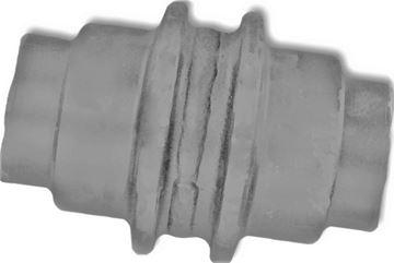 Obrázek vodící rolna spodní kladka instalační šířka 234mm Type A26 pro Yanmar SV100 SV100-1 SV100-2