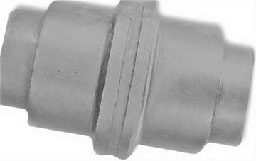 Obrázek vodící rolna spodní kladka instalační šířka 234mm Type A26 pro Yanmar VIO70 VIO70 2 VIO70.2 VIO70-2 VIO70/2