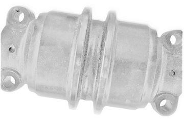 Obrázek vodící rolna spodní kladka instalační šířka 125mm Type A46 pro Hanix H75B Komatsu 4D102E 4D94LE 4D95 4D95LE PC60-7 PC708 PC70.8 PC70-8 PC70/8 ...