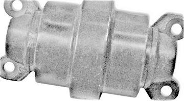 Obrázek vodící rolna spodní kladka instalační šířka 161mm Type A46 pro Kubota KX151 Case CK50-old type