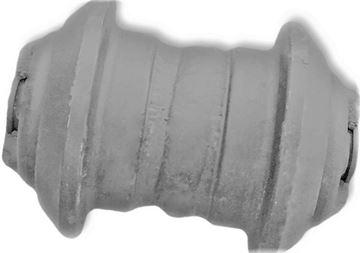 Obrázek vodící rolna spodní kladka instalační šířka 161mm Type A76 pro Komatsu PC10-6 PC10-7 PC 10-7 PC20-6 PC20-7 PC25 PC28UU PC30-7 ...