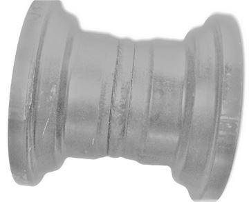 Obrázek vodící rolna spodní kladka instalační šířka 161mm Type A76 pro Komatsu 3D95 4D84 PC38UU-1 PC40-5 PC40-6 PC40-7 PC45-1 PC50UU-1
