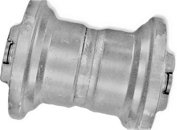 Obrázek vodící rolna spodní kladka instalační šířka 235mm Type A76 pro Yanmar B7 B7-3 B7-5 B7-5A VIO75 VIO75A VIO80