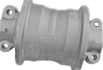 Obrázek vodící rolna spodní kladka instalační šířka 149mm Type A96 pro Komatsu PC60 PC70 PC75 PC78 PC80 Hanix H75B H75C