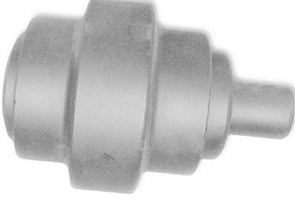 Image de rouleau supérieur top roller largeur d'installation 90mm Type B10 pour Hitachi ZX75UR ZX70 ZX75US3 ZX85 ZX85US JCB 8052 8080 8080ZTS JS70