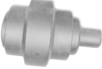 Obrázek nosní rolna horní kladka instalační šířka 107mm Type B10 pro Case CX28 CX31B CX31B CX31 CX35 Fermec MF128 Wacker Neuson ET24 EZ28 EZ38 2503 28Z3